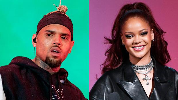 Chris Brown Rihanna new album