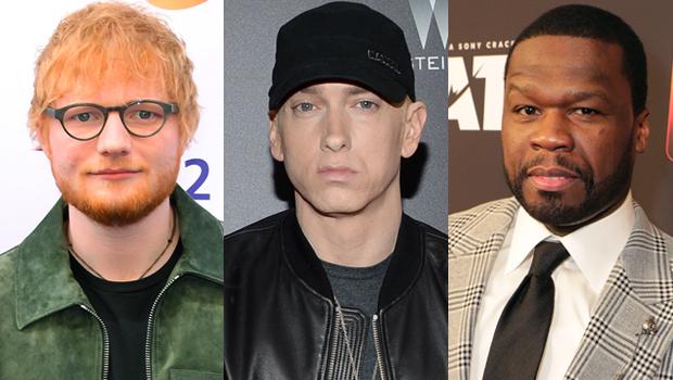 Ed Sheeran Eminem 50 Cent