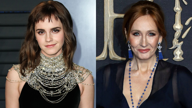 Emma Watson J.K. Rowling