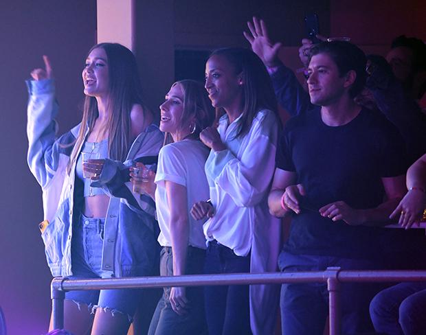 Gigi Hadid Amazon Prime Concert 2019