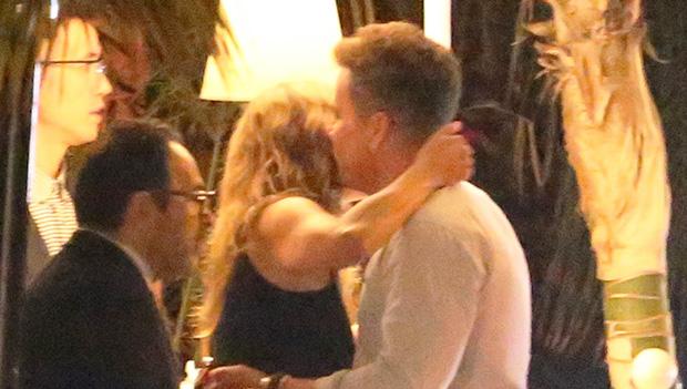 Jennifer Aniston mystery man