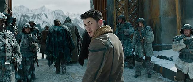 Nick Jonas in 'Jumanji: The Next Level'