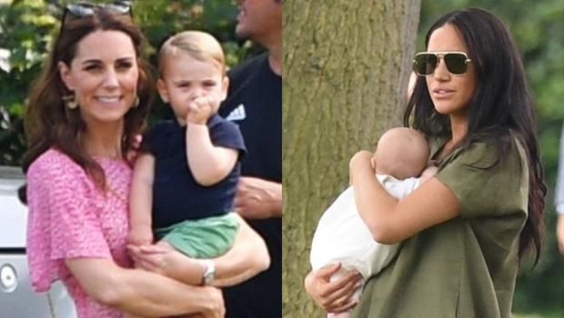 Meghan Markle Archie Playdates Kate Middleton Feud