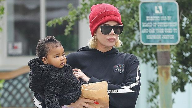 Khloe Kardashian Spoiling True Thompson