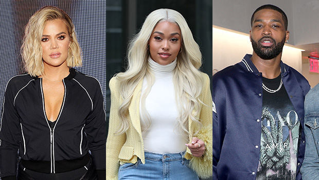 Khloe Kardashian, Jordyn Woods, Tristan Thompson