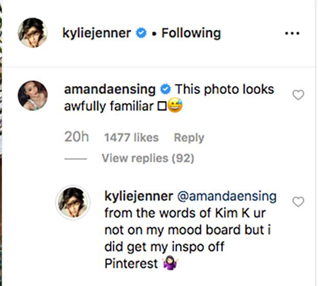 Kylie Jenner's Instagram