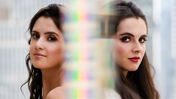 Laura and Vanessa Marano