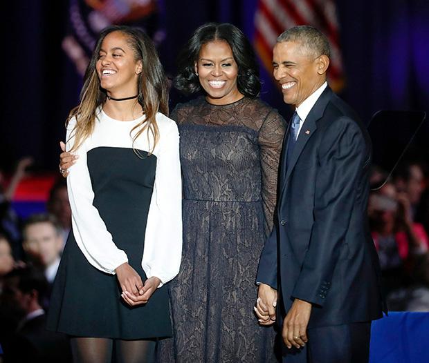 Malia Obama Birthday