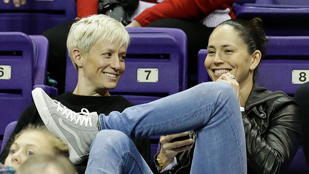 Sue Bird Megan Rapinoe
