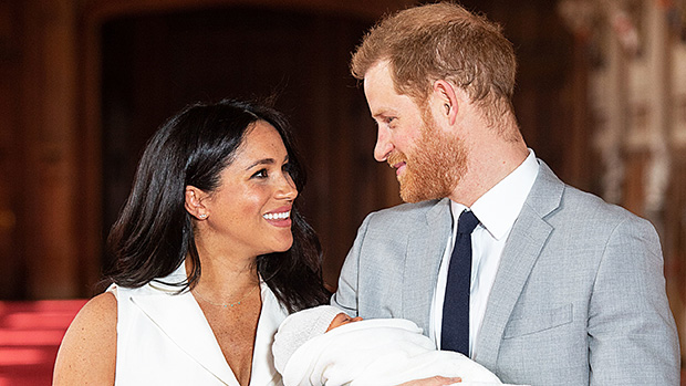 prince harry meghan markle having more kids two maximum he says hollywood life hollywood life