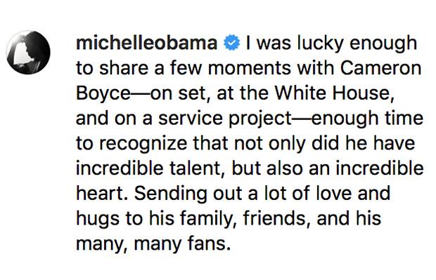 Michelle Obama Instagram