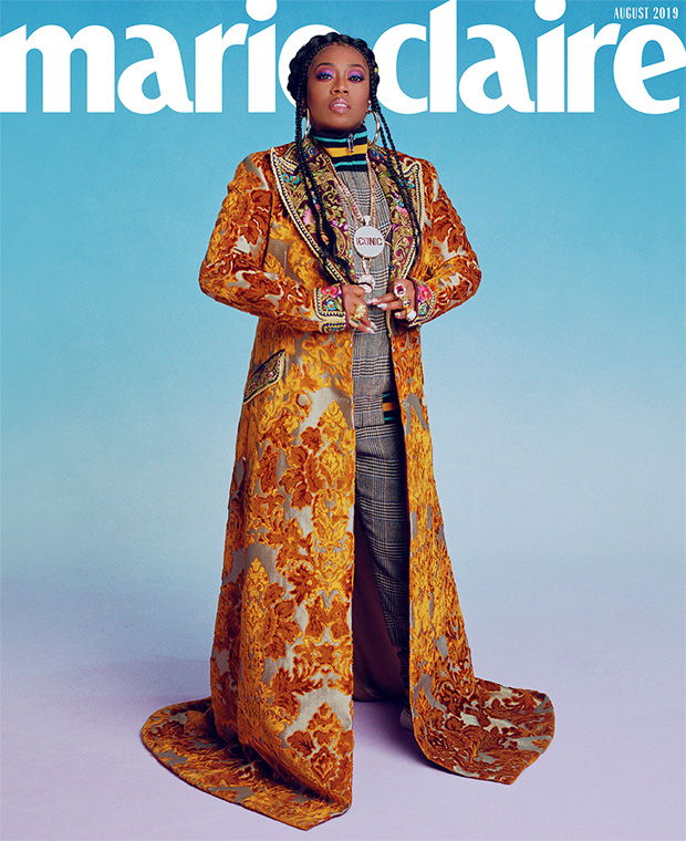 Missy Elliott Marie Claire