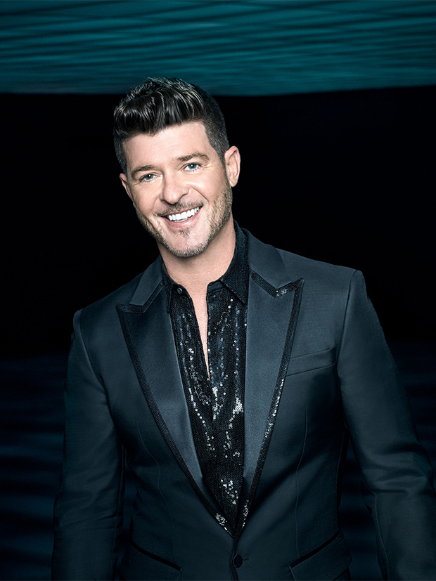 Robin Thicke Interview