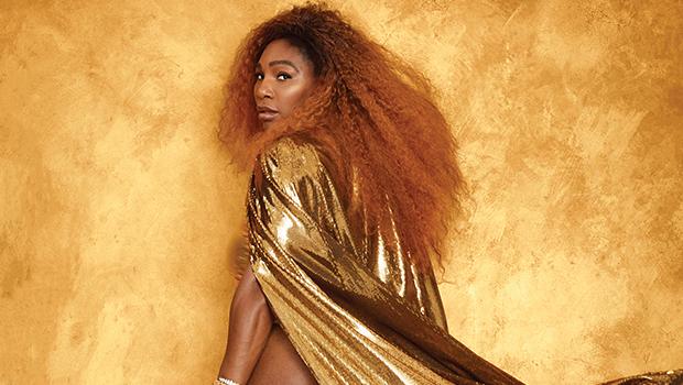 Serena Williams for 'Harpers Bazaar 2019