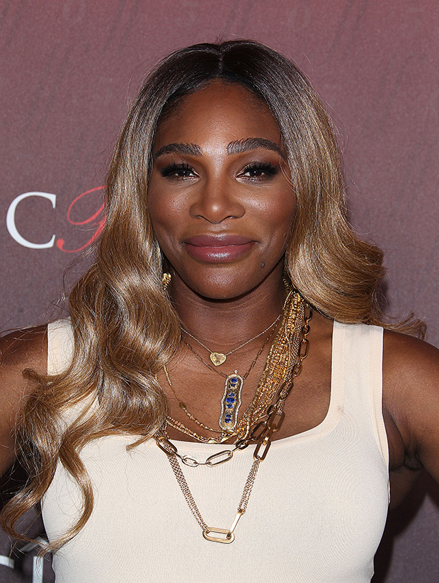 Serena Williams Blonde Hair