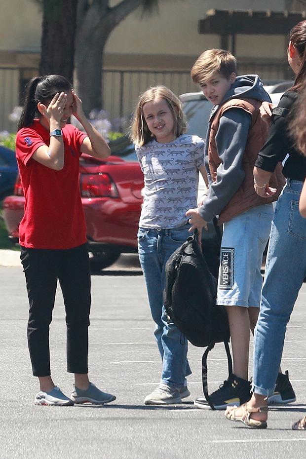Shiloh, Vivienne Jolie-Pitt