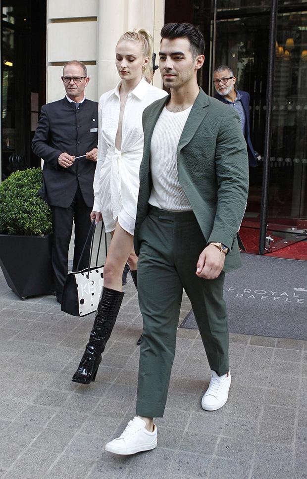 Joe Jonas Sophie Turner Wedding