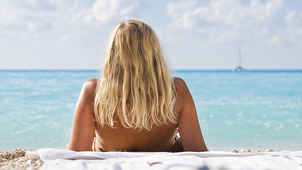 protect hair color from sun
