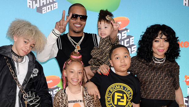 T.I. Tiny Daughter Heiress Acting