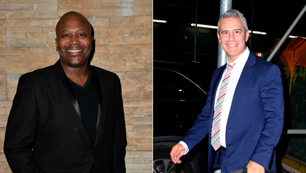 Tituss Burgess shades Andy Cohen