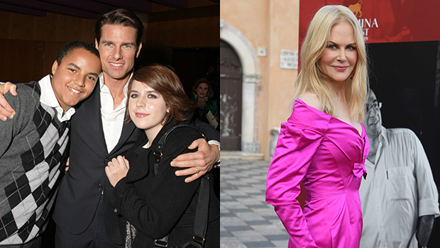 Tom Cruise, Nicole Kidman, Connor Cruise, Isabella Cruise