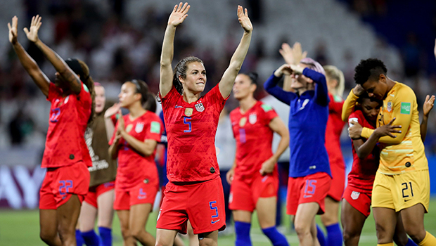 United States Wins Womens World Cup Highlights