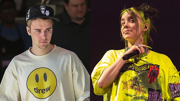 Justin Bieber Billie Eilish Collab