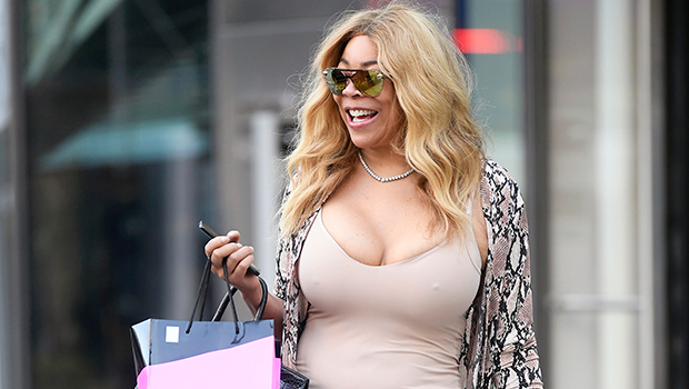 Wendy Williams in NYC