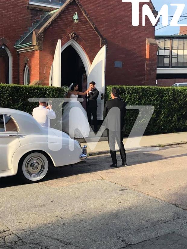 Ashley Iaconetti & Jared Haibon's Wedding