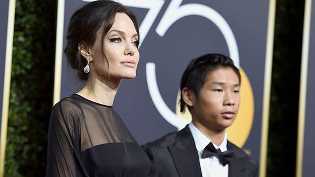 Angelina Jolie Maddox College South Korea Reaction