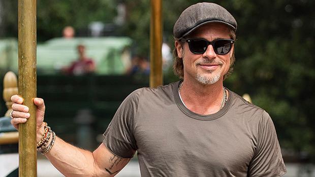 Brad Pitt Venice Film Festival