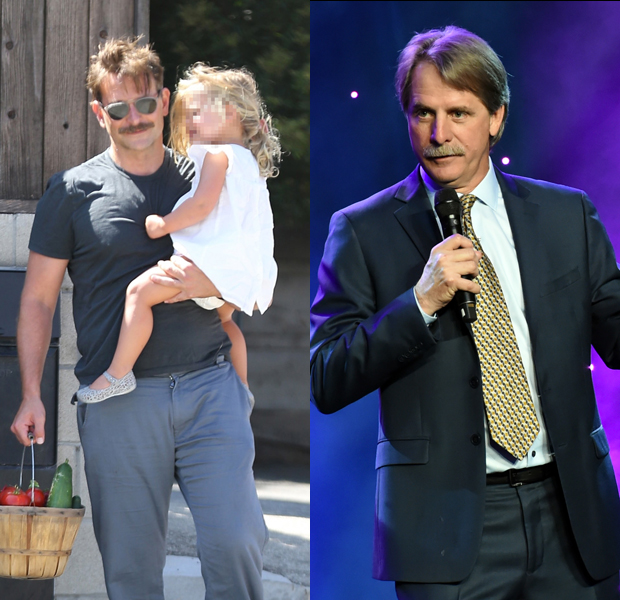 Bradley Cooper and Jeff Foxworthy