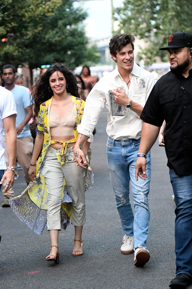 Camila Cabello & Shawn Mendes