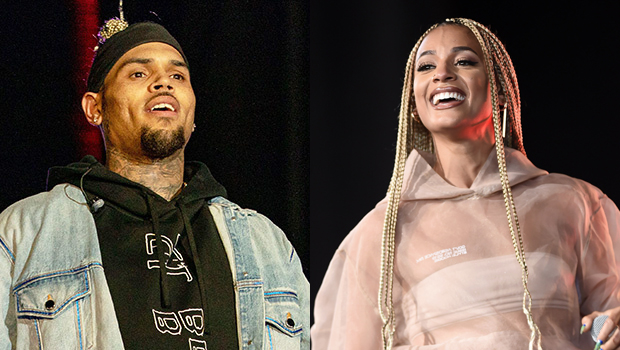DaniLeigh Reaction Chris Brown Flirty Comment