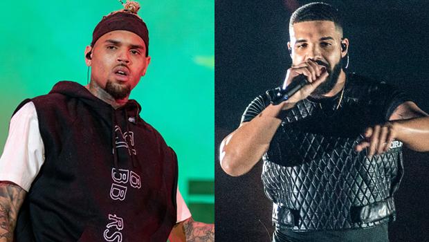 Chris Brown Drake OVO Fest