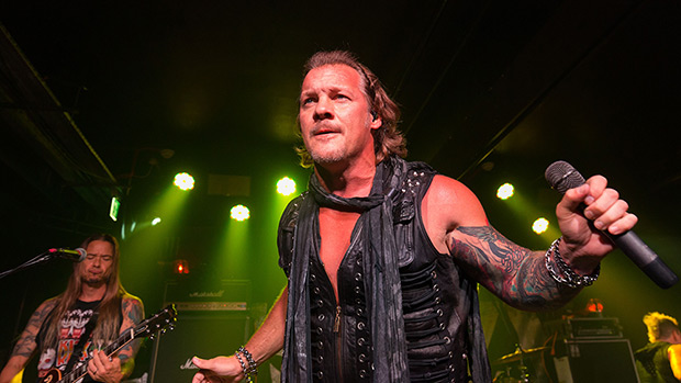 Chris Jericho AEW NXT All Out Interview