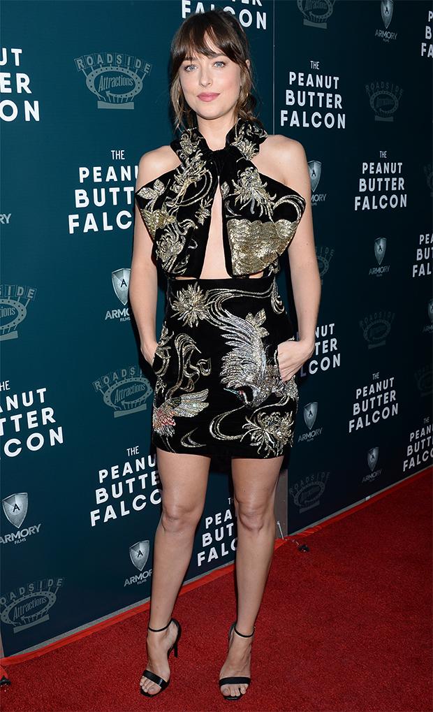 Dakota Johnson'The Peanut Butter Falcon' Film Screening, Arrivals, ArcLight Cinemas, Los Angeles, USA - 01 Aug 2019