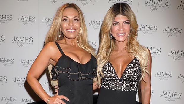 Dolores Catania and Teresa Giudice