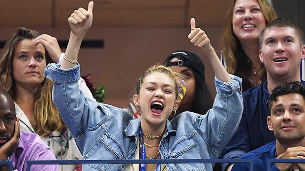 Gigi Hadid US Open 2019