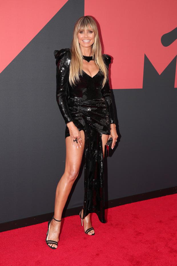 Heidi Klum VMAs 2019