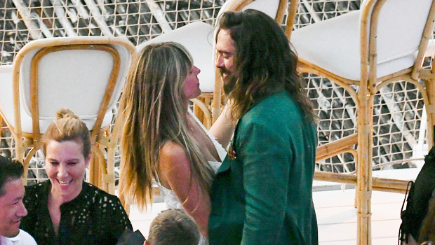 Heidi Klum & Tom Kaulitz's wedding day