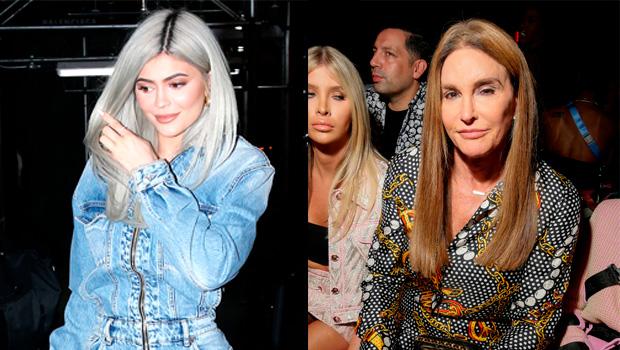 Kylie Jenner, Caitlyn Jenner