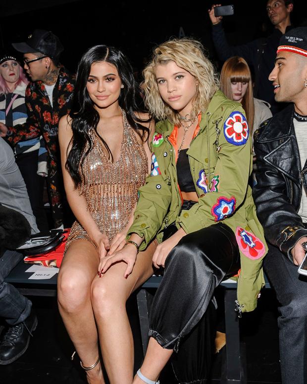 Kylie Jenner, Sofia Richie
