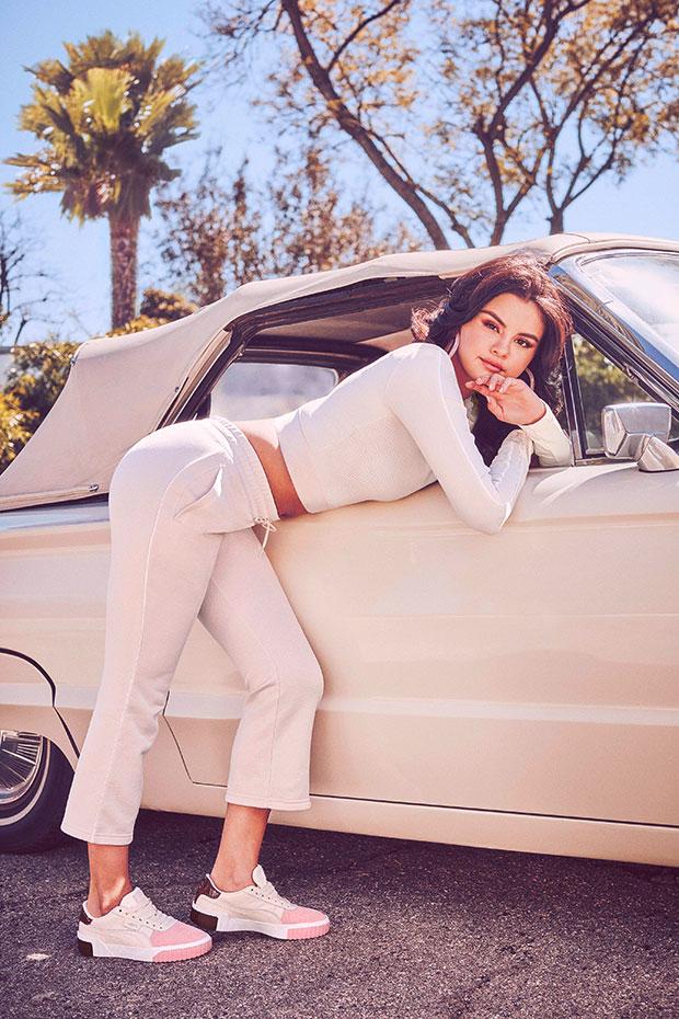 Selena Gomez new Puma campaign