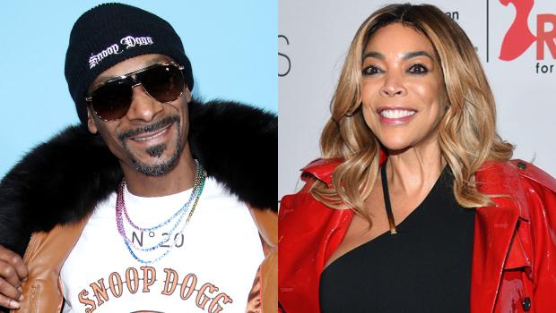 Snoop Dogg & Wendy Williams