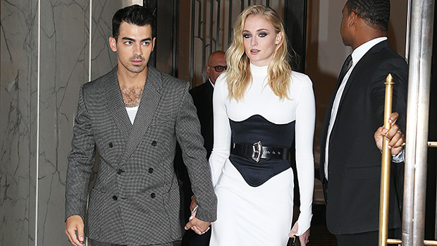 Joe Jonas & Sophie Turner