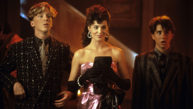 Anthony Michael Hall, Kelly Le Brock, Ilan Mitchell-Smith