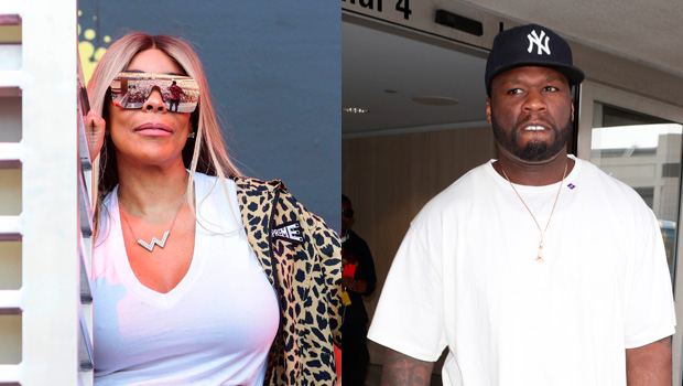 Wendy Williams, 50 Cent