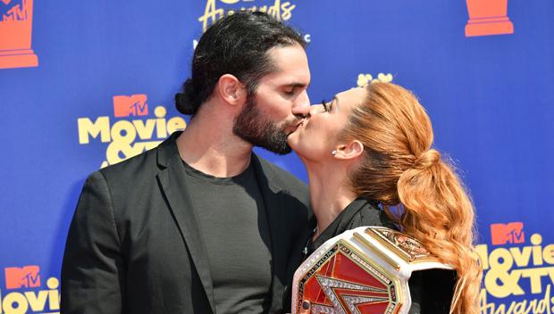 Seth Rollins, Becky Lynch