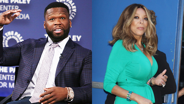 50 Cent & Wendy Williams